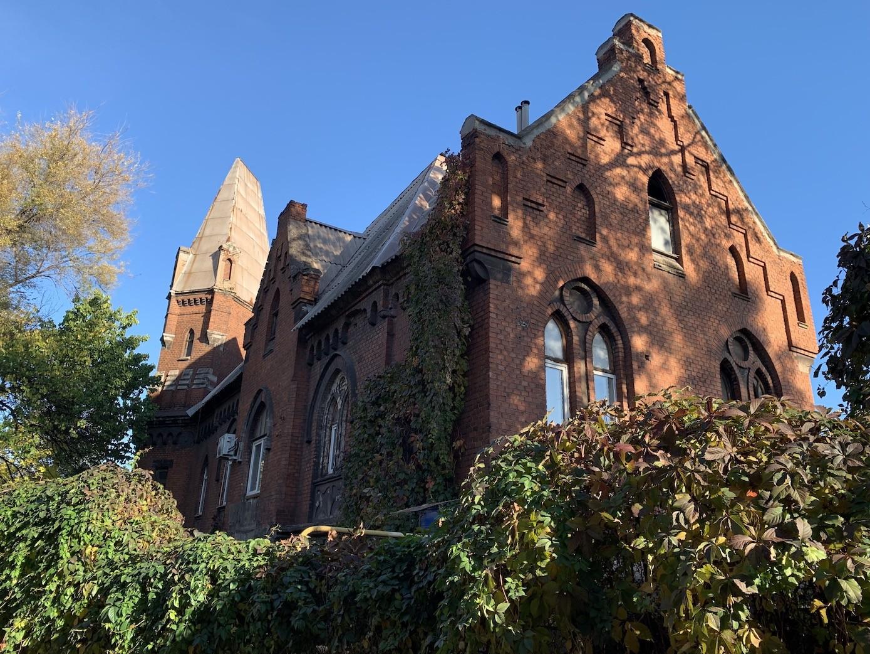 фотография исторического дома