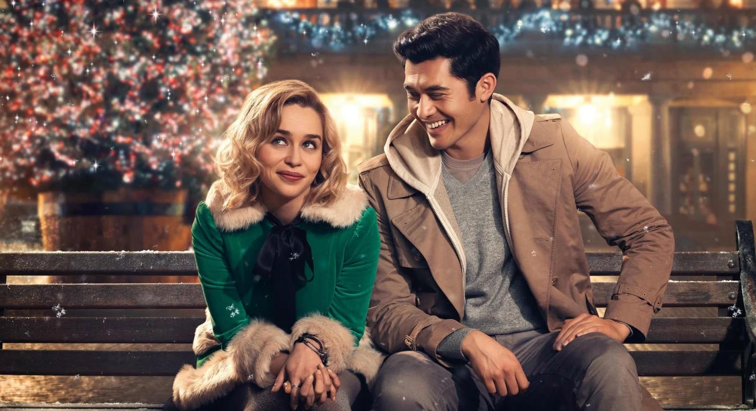 Рождество на двоих - отзыв на фильм 2019 год, обзор кино Last Christmas
